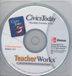 Civics Today: Citizenship, Economics & You, TeacherWorks™ CD-ROM
