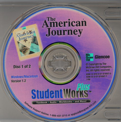 The American Journey, StudentWorks™ Plus