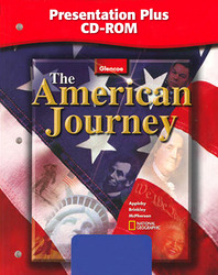 The American Journey, Presentation Plus CD-ROM