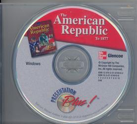 The American Republic to 1877, Presentation Plus! CD-ROM