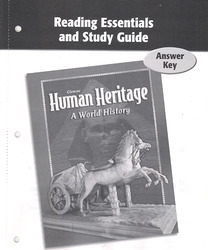 Human Heritage, Reading Essentials and Study Guide, Answer Key
