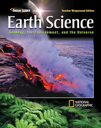 Glencoe Earth Science: Geology, the Environment, and the Universe, Teacher Wraparound Edition