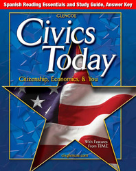 Civics Today: Citizenship, Economics, & You, Spanish Reading Essentials and Study Guide, Answer Key