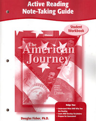 The American Journey, Active Reading Note-Taking Guide, Workbook