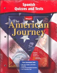 The American Journey, Spanish Quzzes and Tests