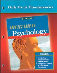 Understanding Psychology, Daily Focus Transparencies, Strategies, and Activities