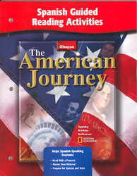 The American Journey, Spanish Guided Reading Activities