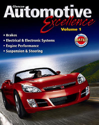 Automotive Excellence, Student Package, Volume 1