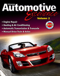 Automotive Excellence, Student Package, Volume 2