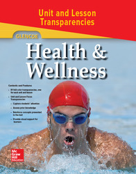 Health and Wellness, Unit and Lesson Transparencies