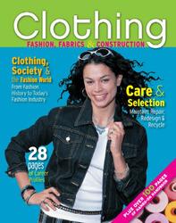 Clothing: Fashion, Fabrics & Construction, Student Edition