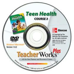 Teen Health, Course 3, TeacherWorks