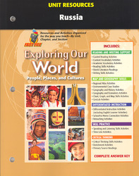Exploring Our World, Unit Resources Russia
