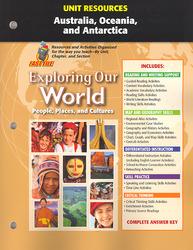 Exploring Our World, Unit Resources Australia, Oceania, and Antarctica