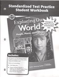 Exploring Our World, Standardized Test Practice Workbook