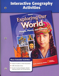 Exploring Our World, Interactive Geography Activities