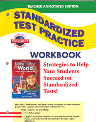 Exploring Our World: Western Hemisphere, Europe, and Russia, Standardized Test Practice Answer Key