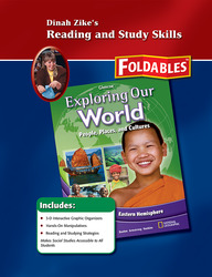 Exploring Our World: Eastern Hemisphere, Reading and Study Skills Foldables