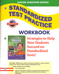 Exploring Our World: Eastern Hemisphere, Standardized Test Practice Workbook Answer Key