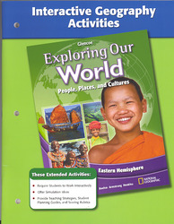 Exploring Our World: Eastern Hemisphere, Interactive Geography Activities