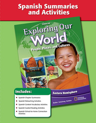 Exploring Our World: Eastern Hemisphere, Spanish Activities