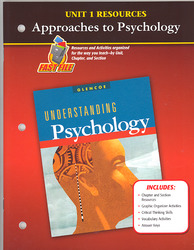Understanding Psychology, Unit Resources 1