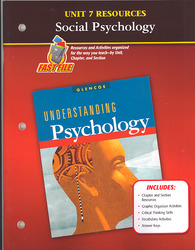 Understanding Psychology, Unit Resources 7