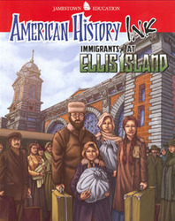 American History Ink Immigrants at Ellis Island