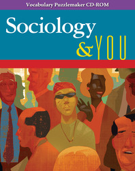 Sociology & You, Vocabulary Puzzlemaker CD-ROM