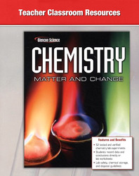 Chemistry: Matter & Change, Teacher Classroom Resources