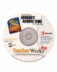 Journey Across Time, Early Ages, TeacherWorks Plus DVD