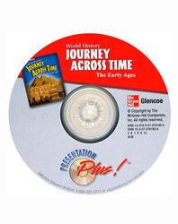 Journey Across Time, Early Ages, Presentation Plus CD-ROM