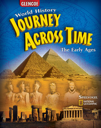Journey Across Time, Early Ages, Online Student Edition, 6-year subscription