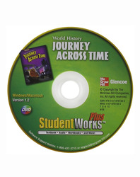 Journey Across Time, StudentWorks Plus DVD