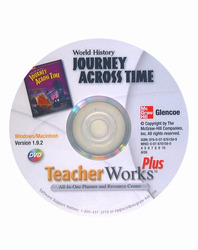 Journey Across Time, TeacherWorks Plus DVD