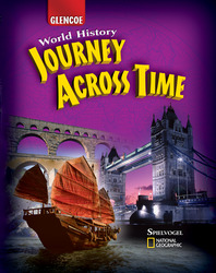 Journey Across Time, Online Student Edition, six 1-year subscriptions