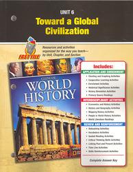 Glencoe World History, Unit Resources 6