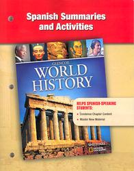 Glencoe World History, Spanish Summaries and Activities