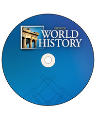 Glencoe World History, StudentWorks Plus DVD