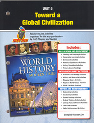 Glencoe World History: Modern Times, Unit Resources 5