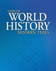 Glencoe World History: Modern Times, Spanish Reading Essentials and Note-Taking Guide, Answer Key