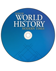 Glencoe World History: Modern Times, Presentation Plus! with MindJogger Checkpoint DVD