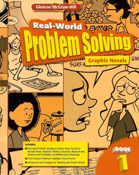 Real-World Problem Solving Graphic Novels, Book 1