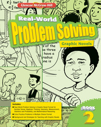 Real-World Problem Solving Graphic Novels, Book 2