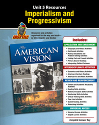 The American Vision, Unit Resource 5