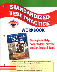 The American Vision, Standardized Test Practice, Student Edition