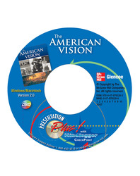 The American Vision, Presentation Plus! with MindJogger Checkpoint DVD
