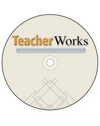 Algebra 1, TeacherWorks Plus DVD-ROM
