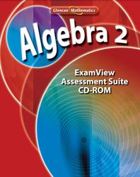 Algebra 2, ExamView Assessment Suite CD-ROM
