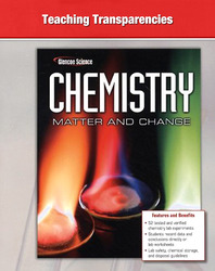 Chemistry: Matter & Change, Teaching Transparencies